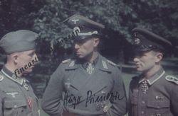 Wachtmeister Hugo Primozic: