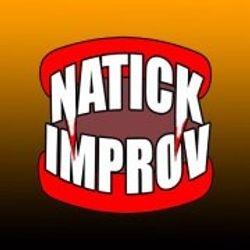NatickImprov Halloween Logo