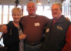 Cheryl & Dan Demmon, Ron Chaffin