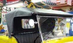 Steam Car Hood
