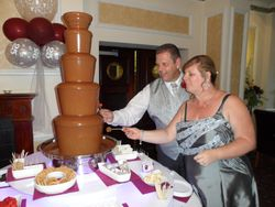 Grand st leger hotel doncaster, Chocolate fountain hire.