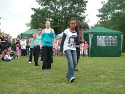 8-14 Year Olds Street Dance Group
