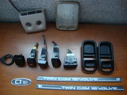 Interior Switch/Lamp Kit