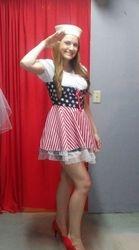 4th July girl