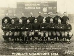 1924 Chicago Bears