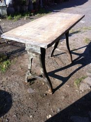 #17/.... Industrial Table