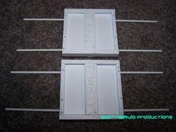 Adding Light Panel Support Rods - 2