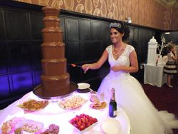 Chocolate Fountain Hire Ye old Bell