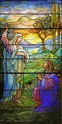 Tiffany, Noli Me Tangere, Busch Memorial Chapel, Troy, NY