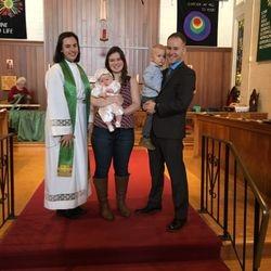 Nolan's Baptism