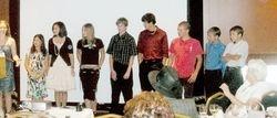 The youth award