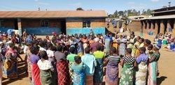 Maternity ward preaching