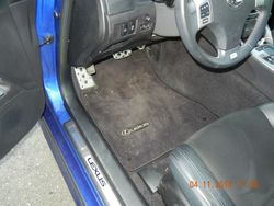Pre interior clean