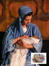 Scene 6 - Mary and Baby Jesus