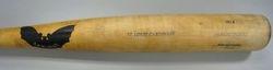 Albert Pujols Game Used Sam SG1 Bat