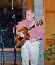 Jim Clare at Cafe Veritas