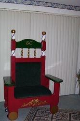 Santas Throne