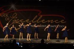 CK Dance Teen Team at Mark of Excellence