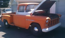 34.55 Chevy truck  3/4 ton