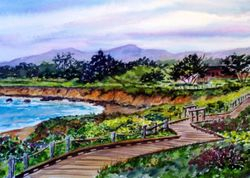 Southern Cambria Boardwalk