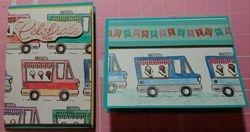 Ice Cream Themed Card