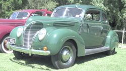 1938 Coupe