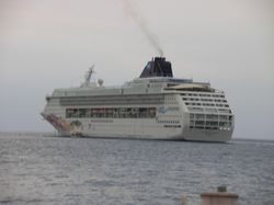 Our Ship - Norwegian Cruise Lines