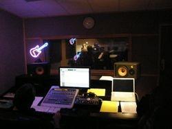 The engineers room.