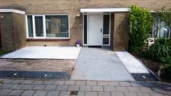 Voortuin Amstelveen, 2015 - Het proces