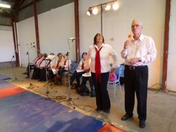 Ivan MC, Kerry and the Whittlesea Township Choir