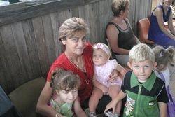 Grandma, Charley, Ebony & Shelby