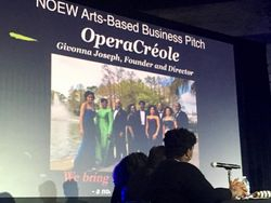Opera Creole was a finalist at NOEW