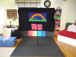Another Musical Spectrum Stage