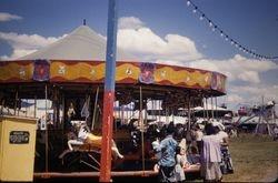 Rotorua fairgrounds 1955