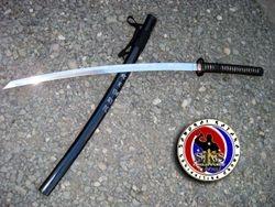 Sakabato Reverse Blade Katana Sword Anime Version