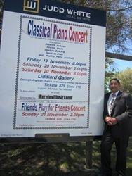 2010 Liddiard concert series billboard