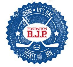 Created this vintage logo for the BJP Foundation
