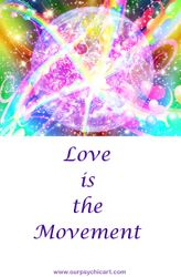 Love is the Movement 1