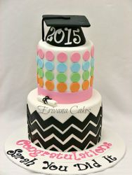 Graduation Cake 4