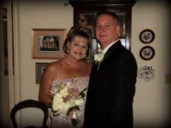 Mr. and Mrs. Jason Cather