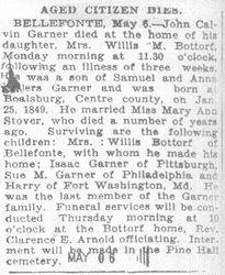 Garner, John C. 1931
