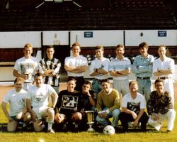 Blast From the Past - The 1989/90 Supporters League Champions