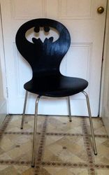 Batman chair.