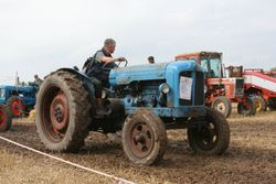 Fordson Major tractor E1ADKN