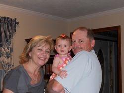 Addie w/ MeMere and Pop