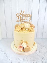 Emily's 21st Birthday Cake