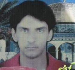 Shaheed Ali Sohail (Walad Mirza Altaf Hussain)