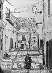 Sutera; Rabato antico