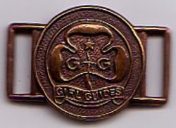 WW2 War Service Identification Badge