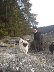 Meg & Oliver 12.02.11, Osen